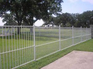 metal fences dallas
