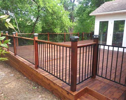 nufence and wood llc